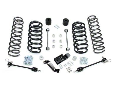 Teraflex 4 in. Suspension Lift Kit w/ Quick Disconnects (97-06 Jeep Wrangler TJ)