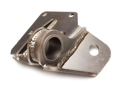 Teraflex CRD60 Front Axle Bracket Upper FlexArm Mount - Driver Side (07-18 Jeep Wrangler JK)
