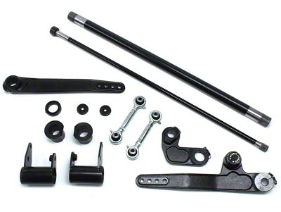 Teraflex Front Dual Rate S/T Sway Bar Kit for 0-3 in. Lift (07-18 Jeep Wrangler JK)