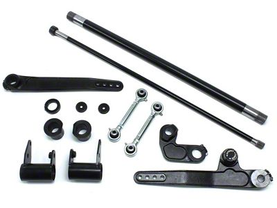 Teraflex Front Dual Rate S/T Sway Bar Kit for 4-6 in. Lift (07-18 Jeep Wrangler JK)