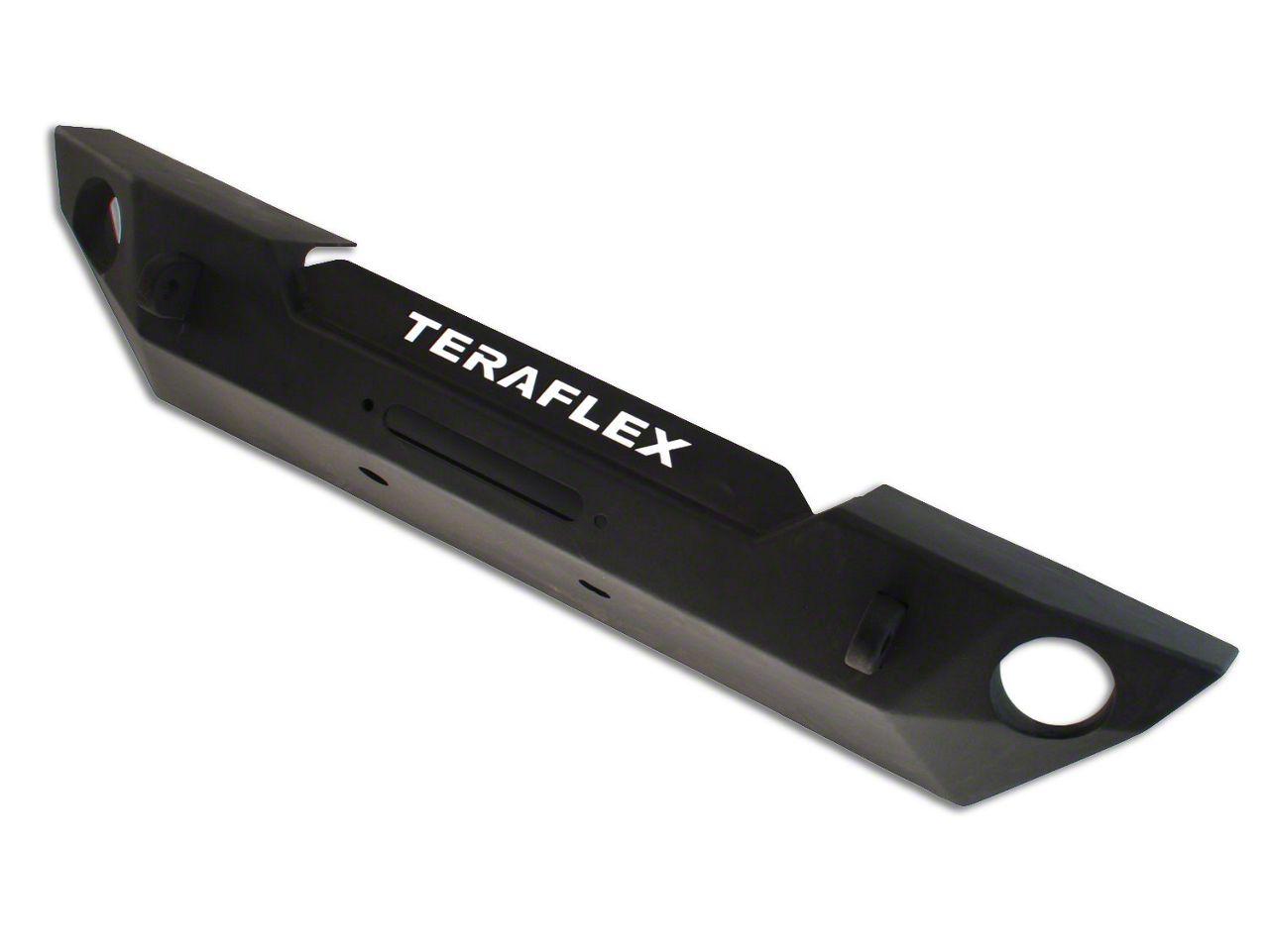 Teraflex Front Epic Bumper for Center Drum Winch (07-18 Jeep Wrangler JK)