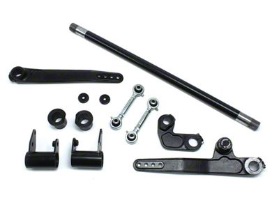 Teraflex Front Single Rate S/T Sway Bar Kit for 0-3 in. Lift (07-18 Jeep Wrangler JK)