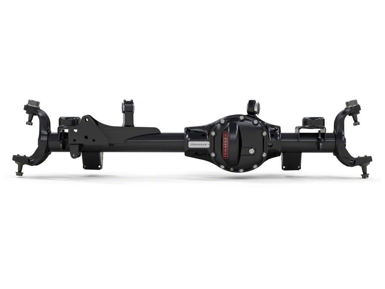 Teraflex Front Tera30 Axle w/ 4.10 Gears for 4+ in. Lift (07-18 Jeep Wrangler JK)