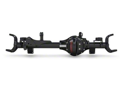 Teraflex Front Tera44 Replacement Axle Housing w/ 0.5 in. Wall Tube for 4+ in. Lift (07-18 Jeep Wrangler JK, Excluding Rubicon)