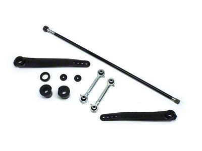 Teraflex Front Trail Rate S/T Sway Bar Kit for 0-3 in. Lift (97-06 Jeep Wrangler TJ)