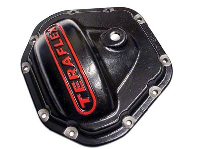 Teraflex Heavey Duty Differential Cover for Dana 60 (97-18 Jeep Wrangler TJ & JK)