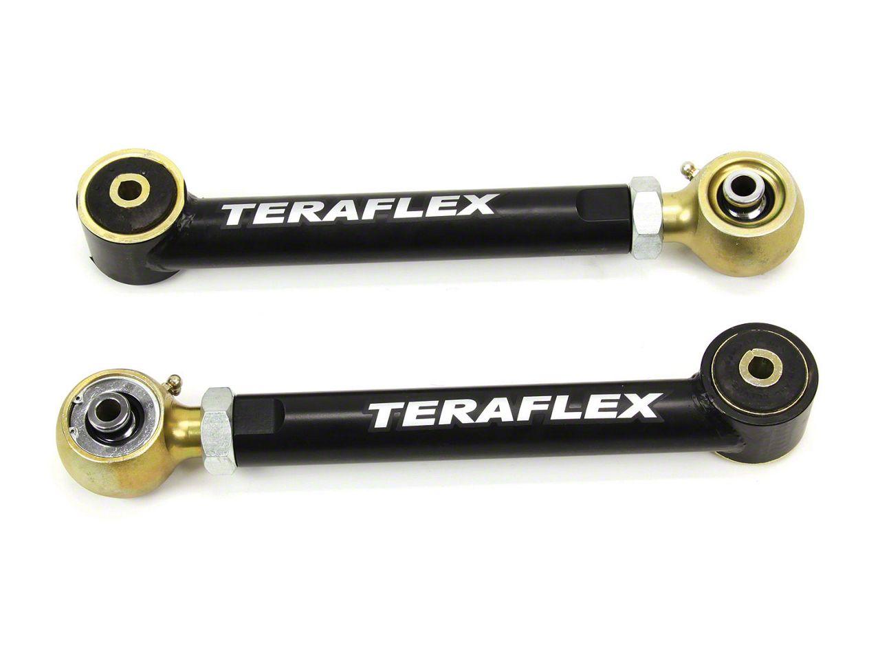 Teraflex Lower FlexArm Kit - Pair (97-06 Jeep Wrangler TJ)