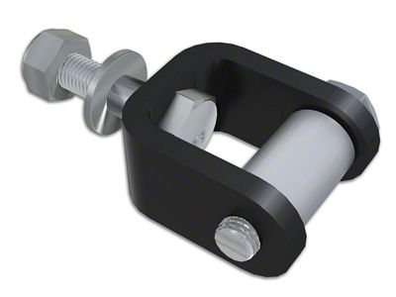 Teraflex Quick Disconnect Sway Bar Link U-Bracket w/ Hardware (97-06 Jeep Wrangler TJ)
