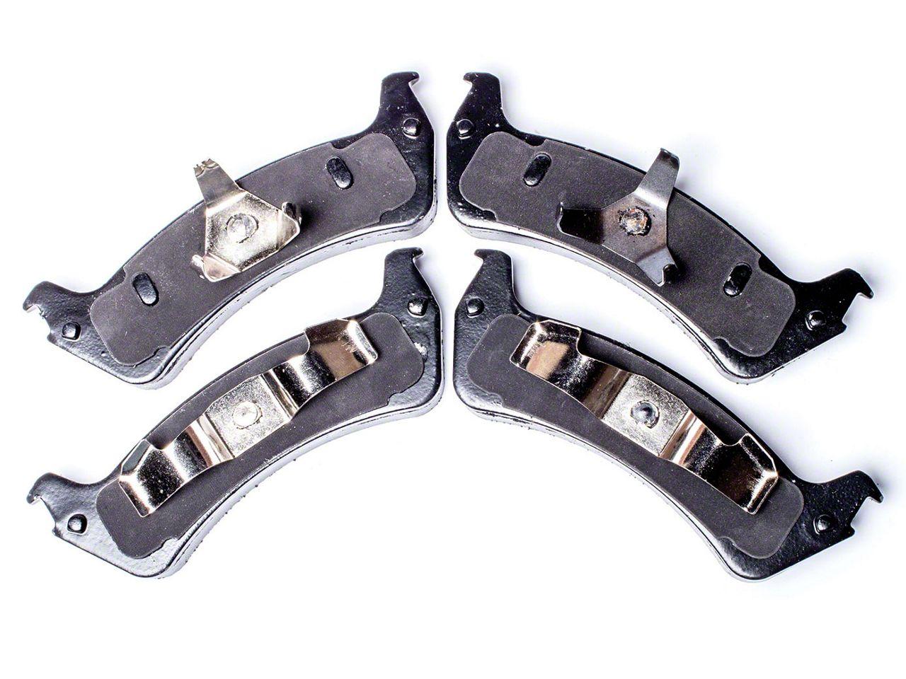 Teraflex Rear Disc Brake Semi-Metallic Pad Kit (97-06 Jeep Wrangler TJ)