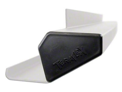 Teraflex Rock Slider End Cap - Front Driver or Rear Passenger Side (07-18 Jeep Wrangler JK)