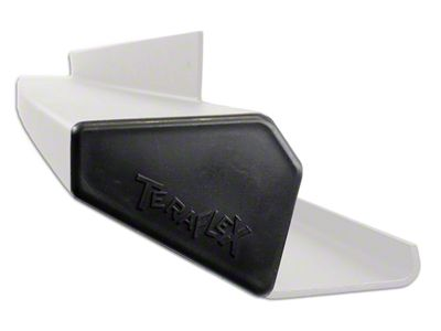 Teraflex Rock Slider End Cap - Rear Driver or Front Passenger Side (07-18 Jeep Wrangler JK)