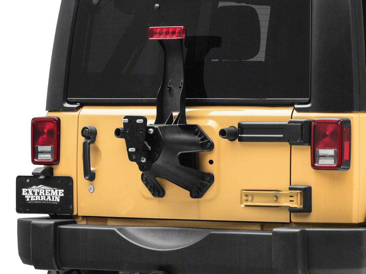 Teraflex Spare Tire Extension (97-18 Jeep Wrangler TJ & JK)