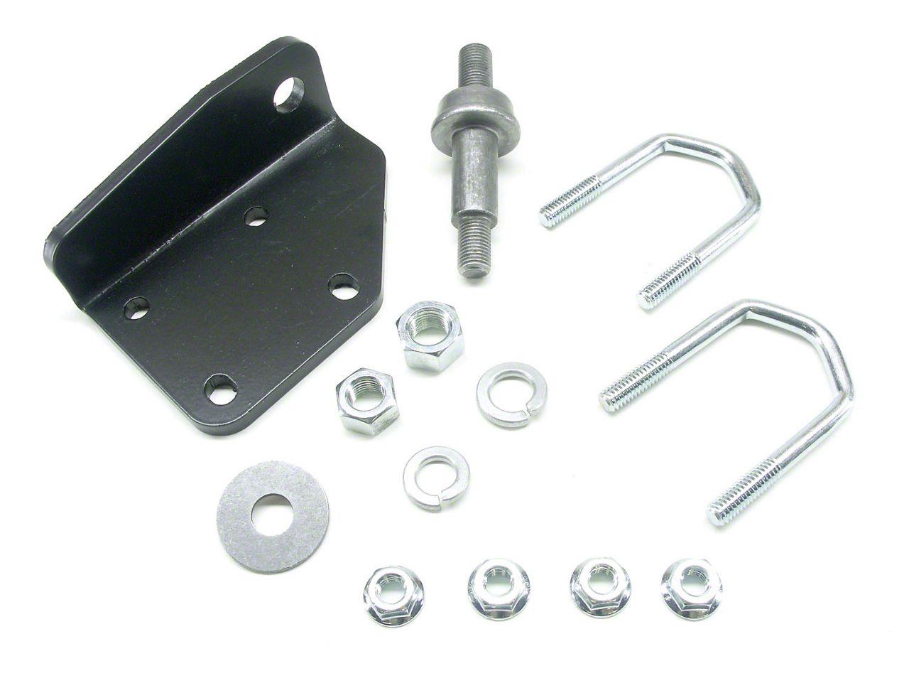 Teraflex Steering Stabilizer Mounting Bracket Kit (97-06 Jeep Wrangler TJ)