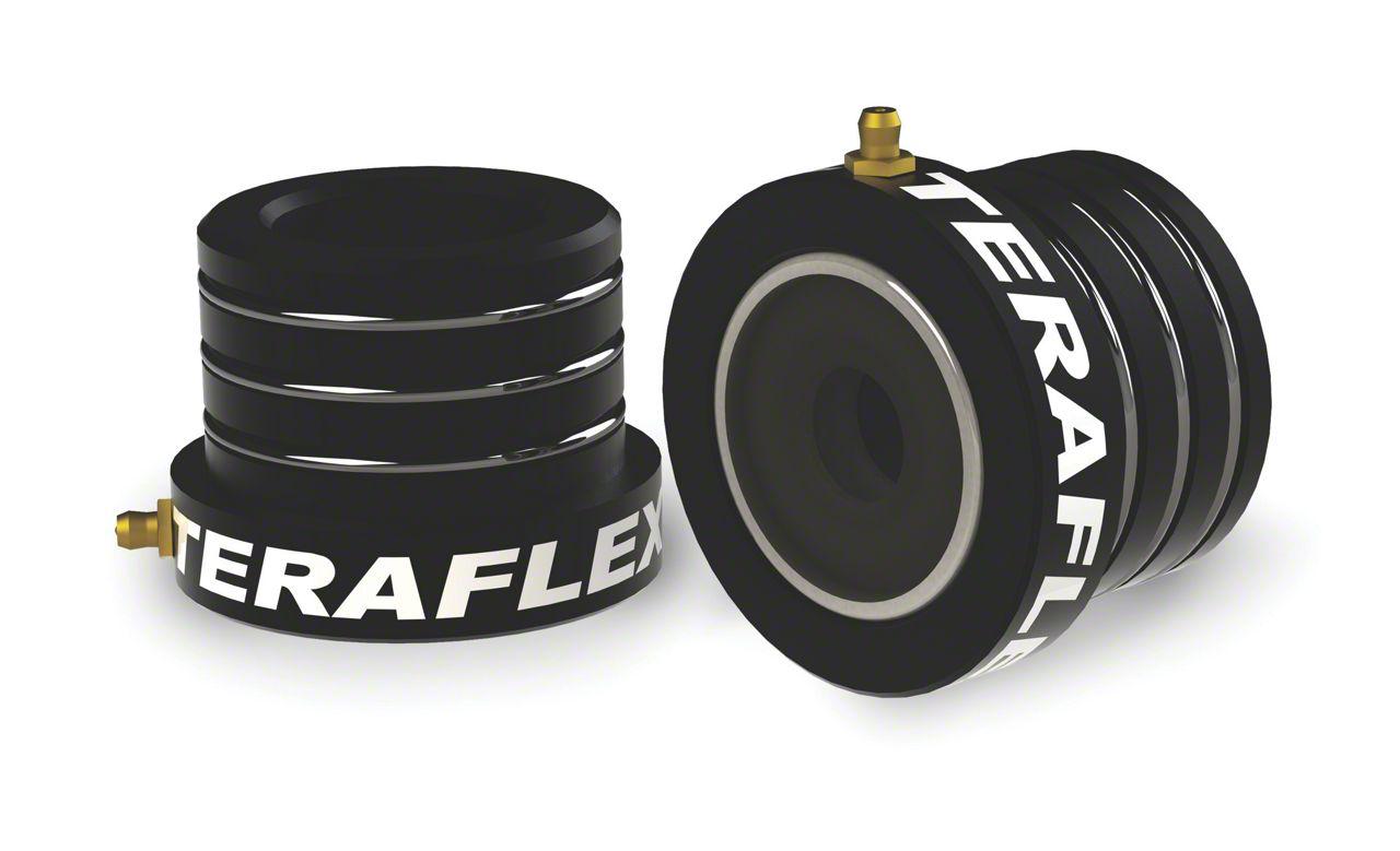 Teraflex High Performance Tera30/44 Front Axle Tube Seal (07-18 Jeep Wrangler JK)