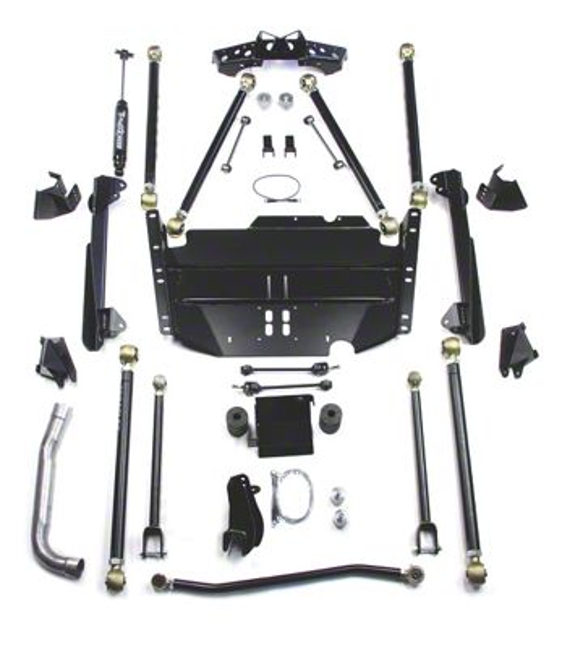 Teraflex Pro LCG Suspension Lift Kit for Coilovers (97-06 Jeep Wrangler TJ)