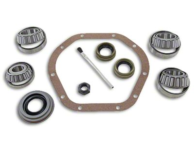 Yukon Gear Bearing Install Kit for Dana 44 Differential (03-06 Jeep Wrangler TJ Rubicon)