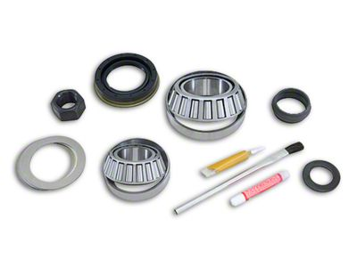 Yukon Gear Pinion Install Kit for Dana 44 Front Differential (07-18 Jeep Wrangler JK Rubicon)