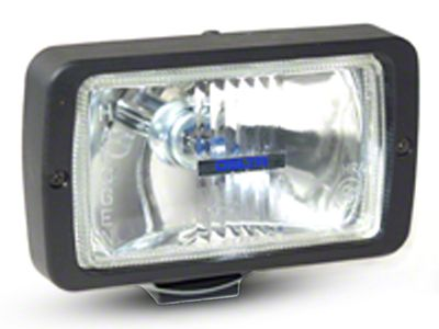 Delta 6x3.5 in. 260H Series Rectangular Driving Lights - Pair