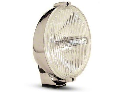 Delta 800H Series Chrome Round Fog Light