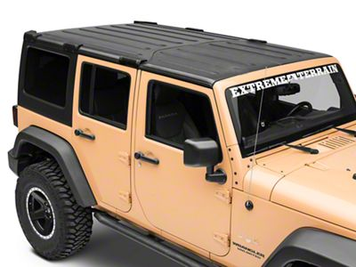 Rhino-Rack Backbone 3 Base Mounting System (07-18 Jeep Wrangler JK 4 Door)