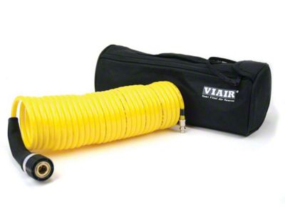 Viair 30 ft. Extension Coil Hose