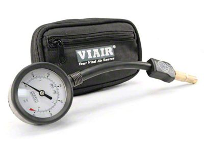 Viair 3-in-1 Air Down Tire Gauge