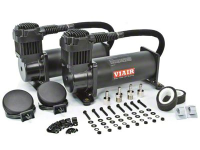 Viair Dual Chrome 444C High-Performance Air Compressors