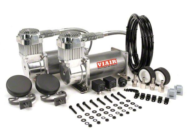 Viair Dual Stealth Black 380C Air Compressors
