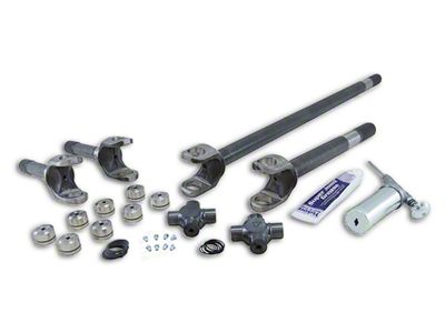 USA Standard Dana 30 Front Axle Kit w/ 1350 Spicer Joints (07-18 Jeep Wrangler JK, Excluding Rubicon)