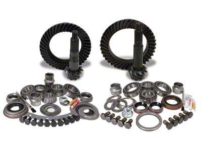 USA Standard Dana 30F/35R Ring Gear and Pinion Kit w/ Install Kit - 4.56 Gears (87-95 Jeep Wrangler YJ)
