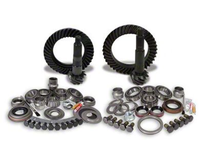 USA Standard Dana 30F/44R Ring Gear and Pinion Kit w/ Install Kit - 4.88 Gears (97-06 Jeep Wrangler TJ, Excluding Rubicon)