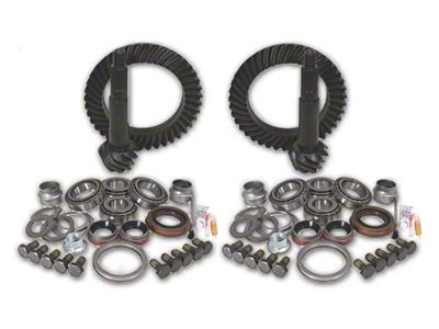 USA Standard Dana 44 Ring Gear and Pinion Kit w/ Install Kit - 5.13 Gears (03-06 Jeep Wrangler TJ Rubicon)