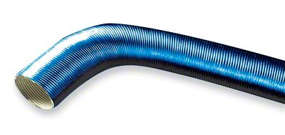 DEI Cool Tube Extreme Thermal Protection - Blue (87-18 Jeep Wrangler YJ, TJ, JK & JL)