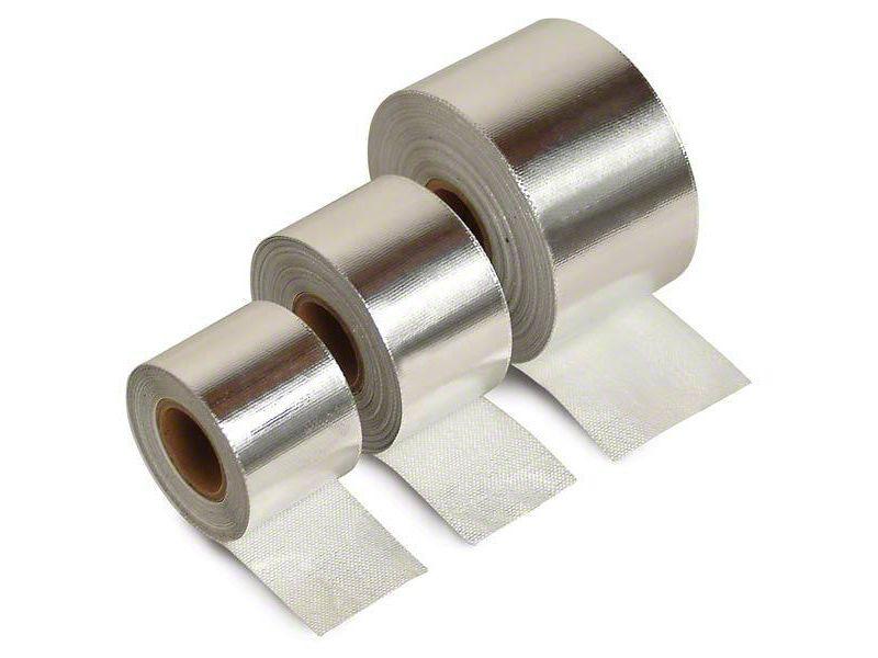 DEI Cool-Tape Heat Reflective Tape (87-18 Jeep Wrangler YJ, TJ, JK & JL)