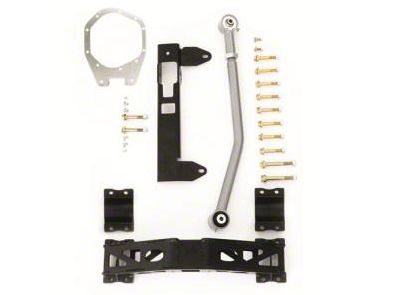 Rubicon Express 3-Link Extreme-Duty Rear Long Arm Upgrade Kit (07-18 Jeep Wrangler JK)