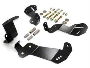 Rubicon Express Control Arm Drop Brackets (07-18 Jeep Wrangler JK)