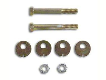 Rubicon Express Front Lower Degree Cam Bolts (07-18 Jeep Wrangler JK)
