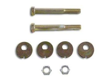 Rubicon Express Rear Lower Degree Cam Bolts (07-18 Jeep Wrangler JK)