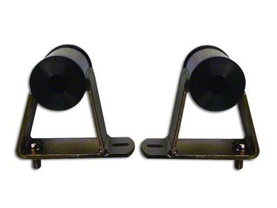 Rubicon Express 1 in. Motor Mount Lift (97-06 Jeep Wrangler TJ)