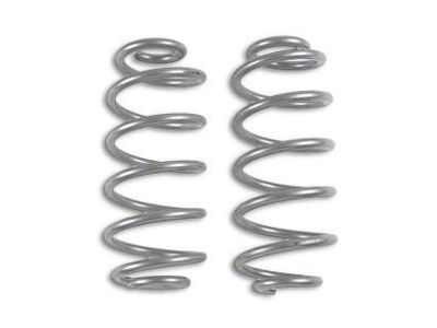 Rubicon Express 3.5 in. Rear Lift Coil Springs (97-06 Jeep Wrangler TJ)