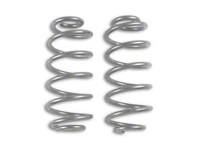 Rubicon Express 7.5 in. Rear Lift Coil Springs (97-06 Jeep Wrangler TJ)