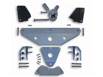 Rubicon Express Rear Tri-Link Extreme-Duty Long Arm Suspension Upgrade Kit (04-06 Jeep Wrangler TJ Unlimited)