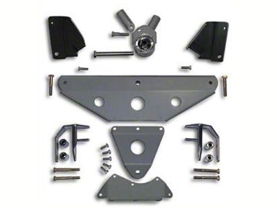 Rubicon Express Tri-Link Rear Truss Kit (04-06 Jeep Wrangler TJ Unlimited)