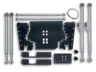 Rubicon Express Extreme-Duty Long Arm Suspension Upgrade Lift Kit (97-02 Jeep Wrangler TJ)