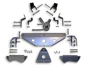 Rubicon Express Rear Tri-Link Extreme-Duty Long Arm Suspension Upgrade Kit (97-02 Jeep Wrangler TJ)