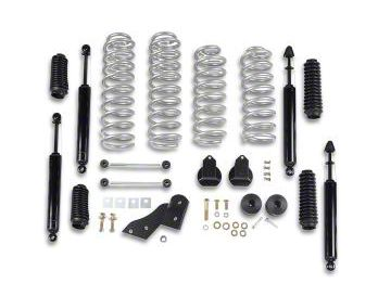 Rubicon Express 2.5 in. Standard Coil Spring Lift Kit (07-18 Jeep Wrangler JK 2 Door)