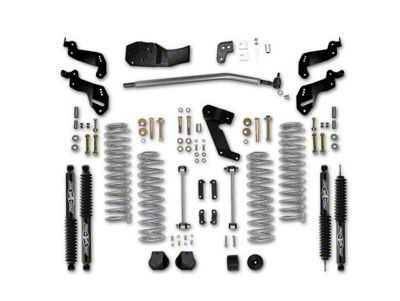 Rubicon Express 3.5 in. Sport Lift Kit (07-18 Jeep Wrangler JK 2 Door)