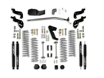 Rubicon Express 3.5 in. Sport Lift Kit (07-18 Jeep Wrangler JK 4 Door)