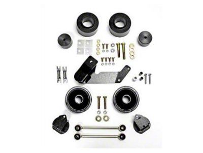 Rubicon Express 2.5 in. Spacer Lift Kit (07-18 Jeep Wrangler JK)