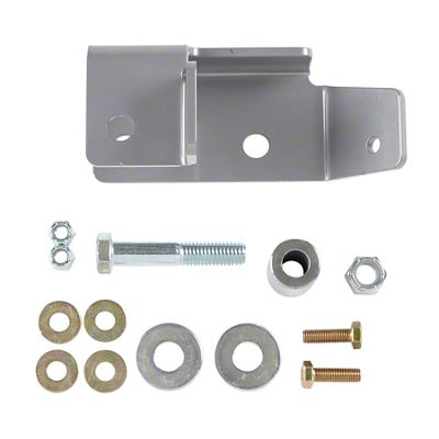 Rubicon Express Rear Track Bar Bracket for 3-5.5 in. Lift (97-06 Jeep Wrangler TJ)